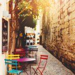 Opklapbare terrastafels bij jouw restaurantje